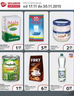 Gazetka promocyjna Selgros Cash&Carry, ważna od 17.11.2015 do 30.11.2015.