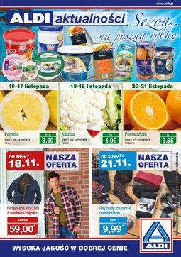 Gazetka promocyjna Aldi, ważna od 18.11.2015 do 24.11.2015.