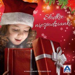 Gazetka promocyjna Aldi, ważna od 16.11.2015 do 15.12.2015.