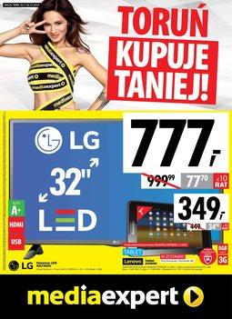 Gazetka promocyjna Media Expert, ważna od 19.11.2015 do 02.12.2015.