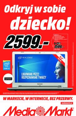 Gazetka promocyjna Media Markt, ważna od 20.11.2015 do 26.11.2015.