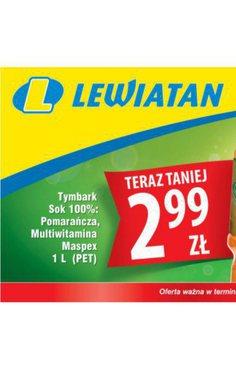 Gazetka promocyjna Lewiatan, ważna od 19.11.2015 do 25.11.2015.