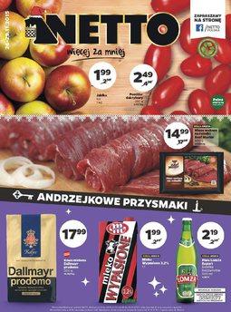 Gazetka promocyjna Netto, ważna od 26.11.2015 do 29.11.2015.