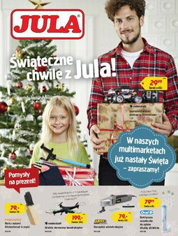 Gazetka promocyjna Jula, ważna od 15.11.2015 do 24.12.2015.