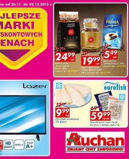 Gazetka promocyjna Auchan, ważna od 26.11.2015 do 02.12.2015.