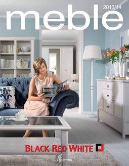 Gazetka promocyjna Black Red White, ważna od 26.09.2013 do 03.11.2014.
