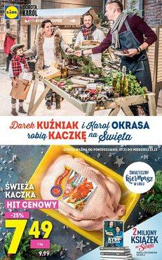 Gazetka promocyjna Lidl, ważna od 07.12.2015 do 13.12.2015.