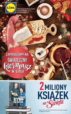 Gazetka promocyjna Lidl, ważna od 14.12.2015 do 20.12.2015.