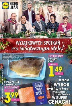 Gazetka promocyjna Lidl, ważna od 21.12.2015 do 27.12.2015.
