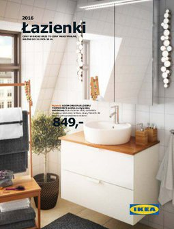 Gazetka promocyjna Ikea, ważna od 07.01.2016 do 31.08.2016.