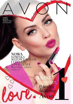 Gazetka promocyjna Avon, ważna od 26.01.2016 do 29.02.2016.