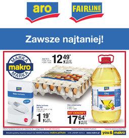 Gazetka promocyjna Makro Cash&Carry, ważna od 04.01.2016 do 01.02.2016.
