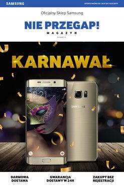Gazetka promocyjna Samsung, ważna od 29.01.2016 do 10.02.2016.