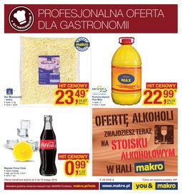 Gazetka promocyjna Makro Cash&Carry, ważna od 02.02.2016 do 15.02.2016.