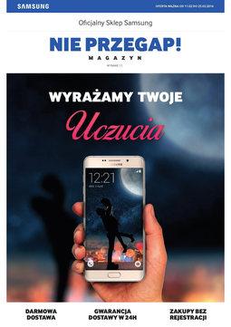 Gazetka promocyjna Samsung, ważna od 11.02.2016 do 25.02.2016.