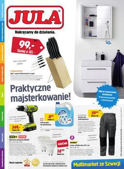 Gazetka promocyjna Jula, ważna od 19.02.2016 do 06.03.2016.