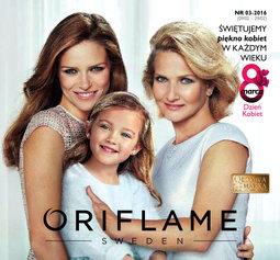 Gazetka promocyjna Oriflame, ważna od 09.02.2016 do 29.02.2016.