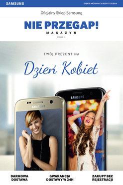 Gazetka promocyjna Samsung, ważna od 26.02.2016 do 11.03.2016.