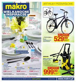 Gazetka promocyjna Makro Cash&Carry, ważna od 15.03.2016 do 28.03.2016.