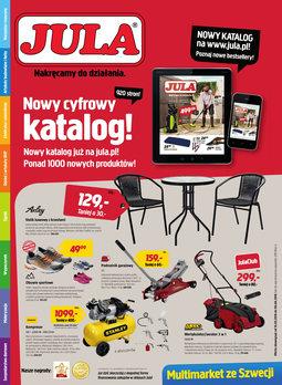 Gazetka promocyjna Jula, ważna od 16.03.2016 do 06.04.2016.