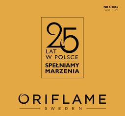 Gazetka promocyjna Oriflame, ważna od 07.04.2016 do 07.04.2016.