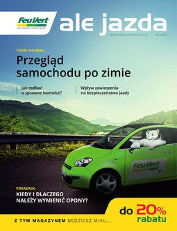 Gazetka promocyjna Feu Vert, ważna od 15.04.2016 do 30.06.2016.