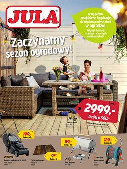 Gazetka promocyjna Jula, ważna od 28.04.2016 do 09.05.2016.