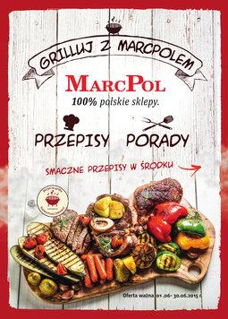 Gazetka promocyjna MarcPol, ważna od 01.06.2016 do 30.06.2016.