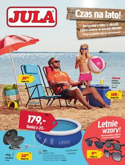Gazetka promocyjna Jula, ważna od 29.06.2016 do 07.08.2016.