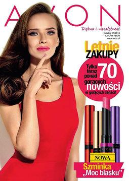 Gazetka promocyjna Avon, ważna od 01.08.2016 do 31.08.2016.