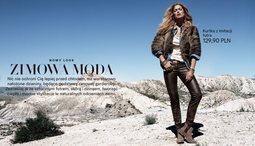 Gazetka promocyjna H&M, ważna od 25.10.2013 do 02.02.2015.