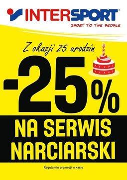 Gazetka promocyjna Intersport, ważna od 28.10.2013 do 10.03.2014.