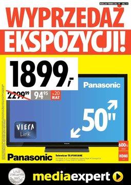 Gazetka promocyjna Media Expert, ważna od 30.10.2013 do 06.11.2013.