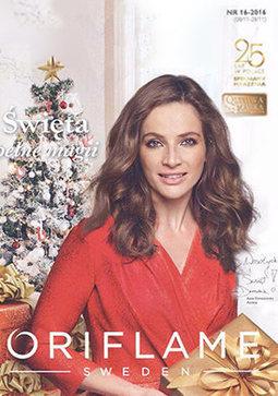 Gazetka promocyjna Oriflame, ważna od 08.11.2016 do 28.11.2016.