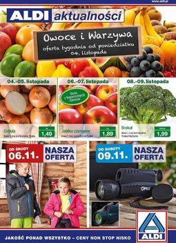 Gazetka promocyjna Aldi, ważna od 06.11.2013 do 12.11.2013.