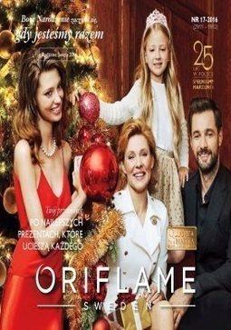Gazetka promocyjna Oriflame, ważna od 29.11.2016 do 19.12.2016.
