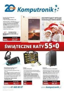 Gazetka promocyjna Komputronik, ważna od 09.12.2016 do 24.12.2016.