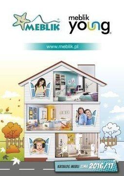 Gazetka promocyjna Meblik, ważna od 01.12.2016 do 31.12.2016.