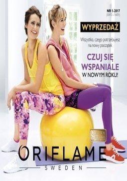 Gazetka promocyjna Oriflame, ważna od 20.12.2016 do 16.01.2017.