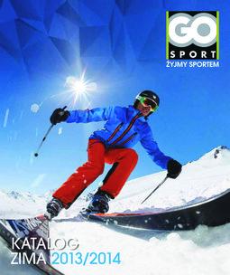 Gazetka promocyjna GO Sport, ważna od 01.11.2013 do 31.01.2014.