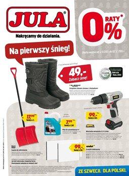 Gazetka promocyjna Jula, ważna od 12.11.2013 do 02.12.2013.