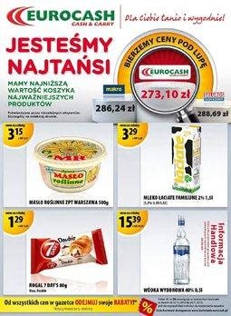 Gazetka promocyjna Eurocash Cash&Carry, ważna od 12.11.2013 do 24.11.2013.