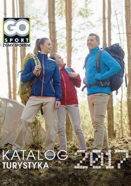 Gazetka promocyjna Go Sport, ważna od 24.04.2017 do 30.09.2017.