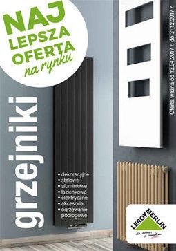 Gazetka promocyjna Leroy Merlin, ważna od 13.04.2017 do 01.12.2017.