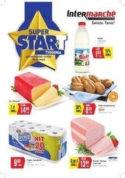 Gazetka promocyjna Intermarche Super, ważna od 29.05.2017 do 31.05.2017.