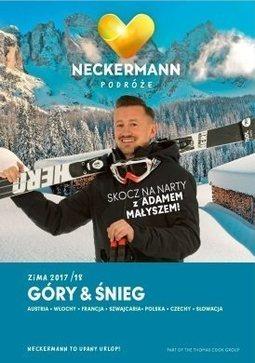 Gazetka promocyjna Neckermann, ważna od 01.10.2017 do 31.03.2018.
