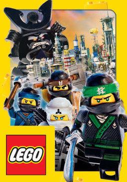 Gazetka promocyjna Lego, ważna od 07.07.2017 do 31.12.2017.
