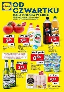 Gazetka promocyjna Lidl, ważna od 13.07.2017 do 16.07.2017.