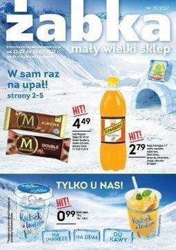 Gazetka promocyjna Żabka, ważna od 12.07.2017 do 25.07.2017.