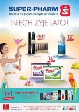 Gazetka promocyjna Super-Pharm, ważna od 13.07.2017 do 26.07.2017.